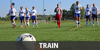 Train for Soccer