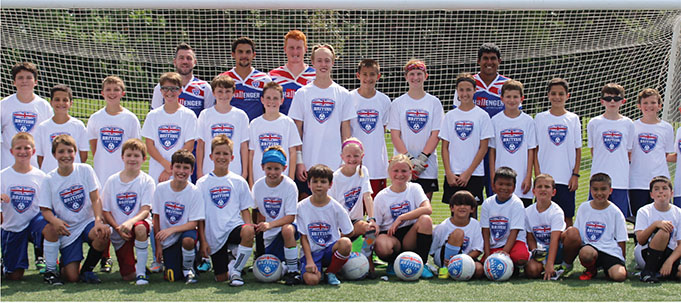 Challenger Soccer Camps