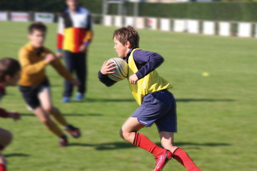 Tag rugby image