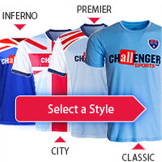 British Soccer Jerseys