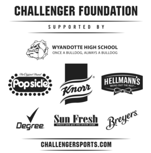 challenger foundation sponsors