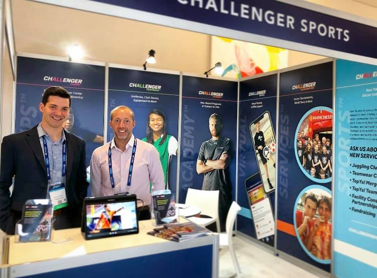 Challenger Sports at Soccerex USA Miami 2019