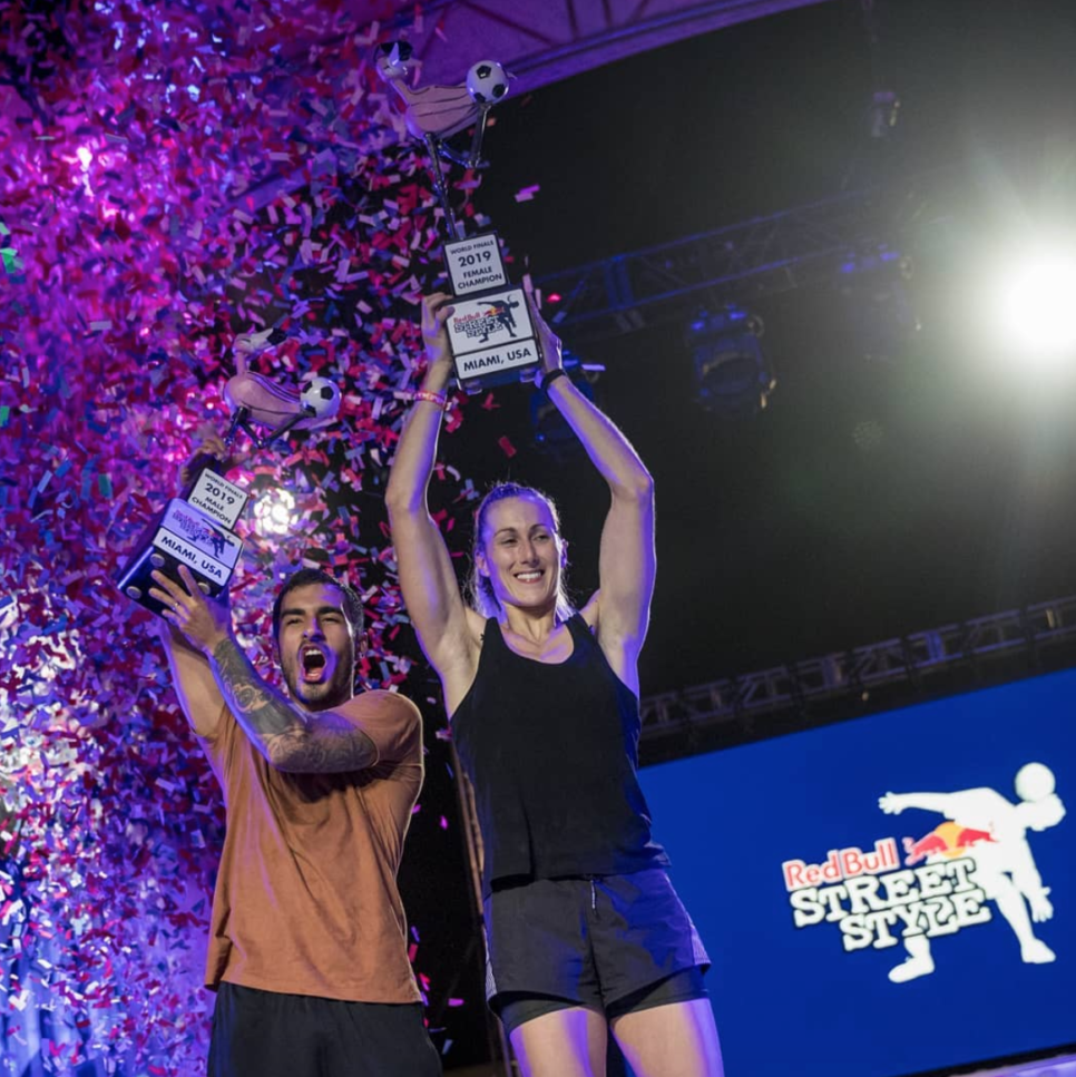 Red Bull Street Style World Championships Miami Winners